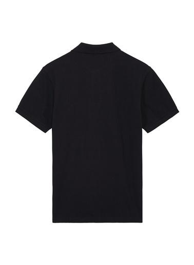 Gant Erkek Kısa Kollu Regular Fit Polo Siyah